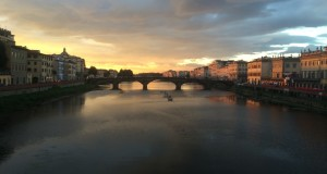 bye for now Florence,  we're going to miss you