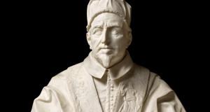 Lorenzo Ottoni - Busto di papa Innocenzo Xll Pignatelli