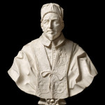 Lorenzo Ottoni - Portrait bust of Pope Innocent XII Pignatelli