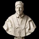 Lorenzo Ottoni - Portrait bust of Pope Innocent XII Pignatelli